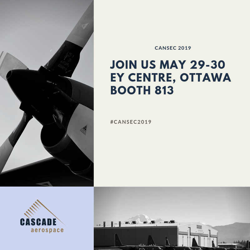 CANSEC 2019 event notice