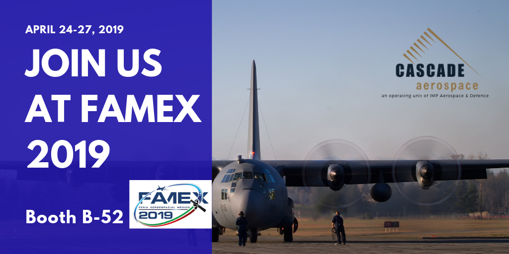 Join us at FAMEX 2019!